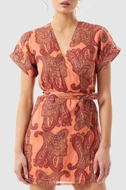 Stevie May Untitled Mini Dress - Front full body