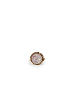 Stia Couture Opal Druzy Ring - Alternate List Image
