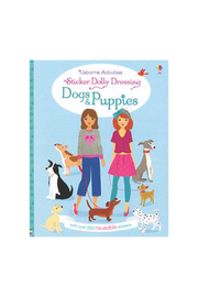 Usborne Sticker Dolly Dressing Dogs & Puppies - Product Mini Image