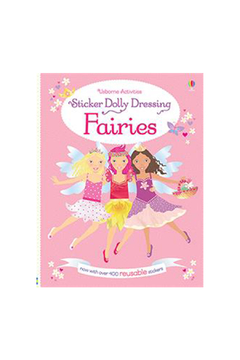 Shoptiques Product: Sticker Dolly Dressing Fairies