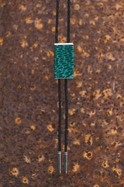 Sticks & Stones Accessories Green Coral Bolo - Product Mini Image