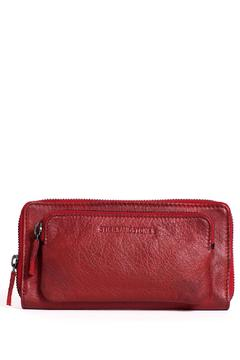 Sticks and Stones California Wallet Cherry Red - Alternate List Image