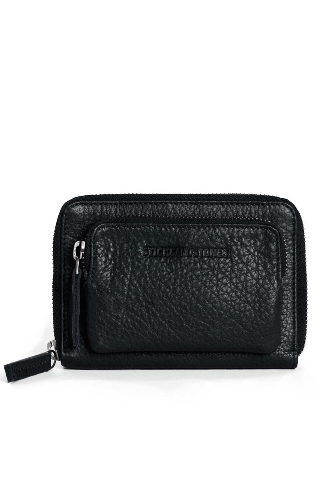 Sticks and Stones Montana Wallet Antracite - Main Image