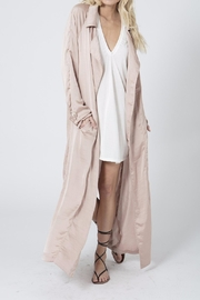 Stillwater All Roads Trench Coat - Front cropped