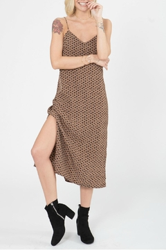 Stillwater Leopard Slip Dress - Alternate List Image