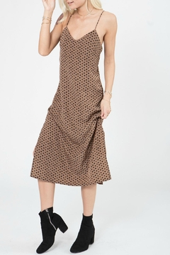 Stillwater Leopard Slip Dress - Product List Image
