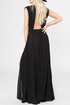 Stillwater Sleek V Maxi Dress - Alternate List Image