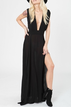 Stillwater Sleek V Maxi Dress - Product List Image