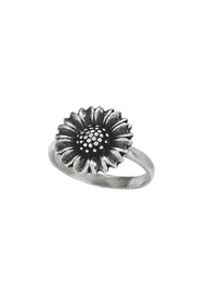 Tiger Mountain Stirling-Silver Sunflower Ring - Product Mini Image