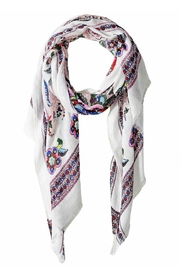 Vera Bradley Stitched Flowers Scarf - Product Mini Image