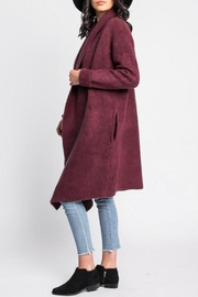 Pink Martini Stockport Coat - Front full body