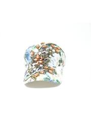 Nadya's Closet Stone Accent Fashion-Cap - Product Mini Image