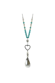 Something Special Stone & Beads Necklace - Product Mini Image
