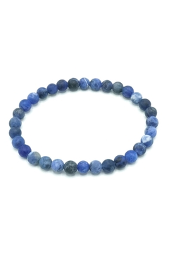 PlayHardLookDope Stone Bracelet Stack - Alternate List Image