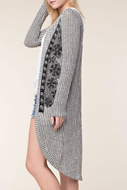 Vocal Apparel Stone Detail Cardigan - Other