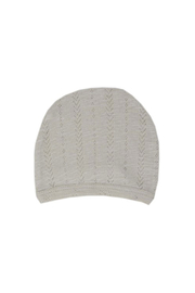 L'oved baby Stone Pointelle Hat - Product Mini Image