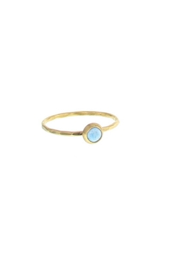 Lotus Jewelry Studio Stone Stacking Rings - Product List Image