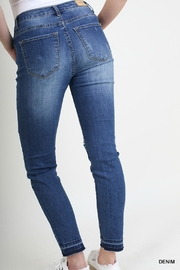 Umgee USA Stone Washed Jeans - Front full body