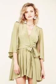 Stone Cold Fox Celeste Wrap Dress - Product Mini Image