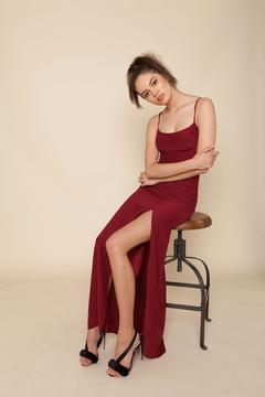 Shoptiques Product: Christy Gown Red