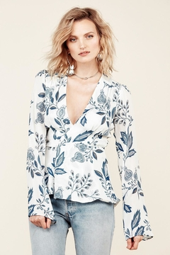 Stone Cold Fox Dover Blouse - Product List Image