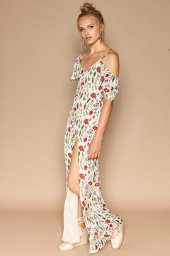 Stone Cold Fox Fiore Silk Gown - Product List Image