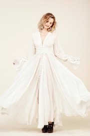 Stone Cold Fox Geneva Gown-Ivory - Product Mini Image