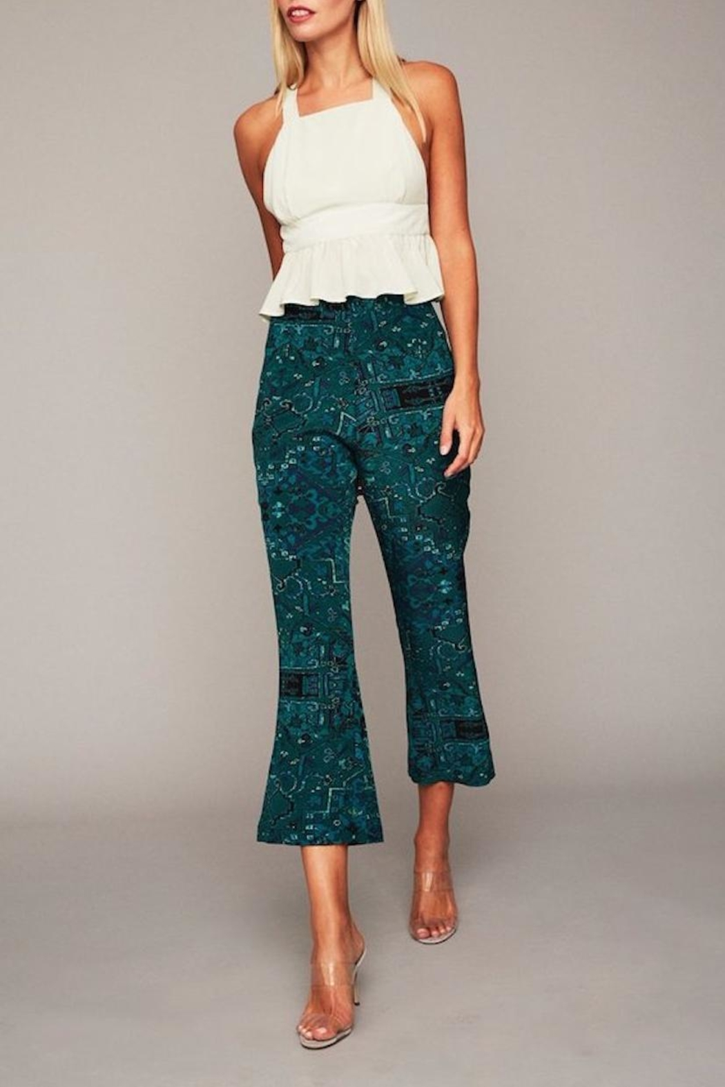 Stone Cold Fox Isla Trousers - Front Full Image