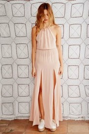 Stone Cold Fox Onyx Gown Dress - Product Mini Image