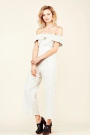 Stone Cold Fox Oxford Jumpsuit - Product Mini Image