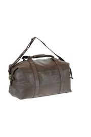 Stone Mountain x-Large Leather Duffle - Front cropped