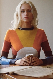 Stoned Immaculate California Dreaming Sweater - Back cropped