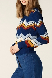 Stoned Immaculate Ziggy Sweater - Front full body