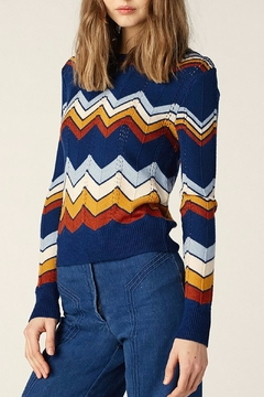 Stoned Immaculate Ziggy Sweater - Product List Image