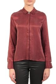 RHUMAA Stonered Blouse - Product Mini Image