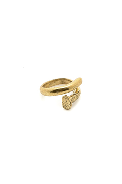Shoptiques Product: Oversized Nail Ring