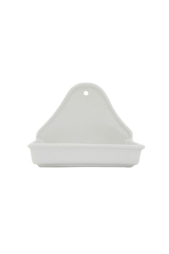 Shoptiques Product: Stoneware Soap Dish