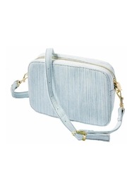 Stoney Clover Lane Denim Crossody Bag - Product Mini Image