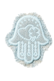 Stoney Clover Lane Hamsa Denim Patch - Product Mini Image