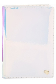 Stoney Clover Lane Iridescent Passport Case - Product Mini Image