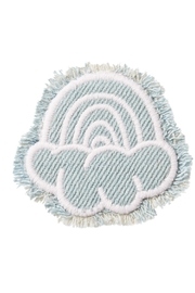 Stoney Clover Lane Rainbow Denim Patch - Product Mini Image