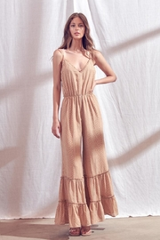 storia Bell Bottom Jumpsuit - Product Mini Image
