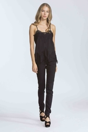 storia Black Lace Cami Top - Front full body