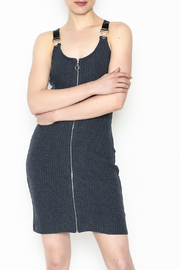 storia Black Strap Dress - Product Mini Image