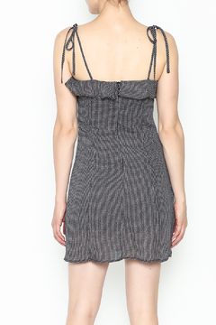 storia Gingham Strappy Dress - Alternate List Image