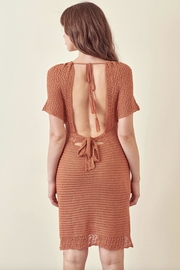 storia Crotched Fall Dress - Side cropped