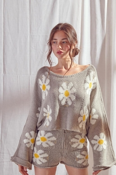 storia Daisy Sweater - Product List Image