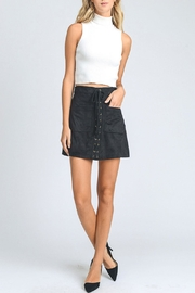 storia Embry Suede Skirt - Product Mini Image