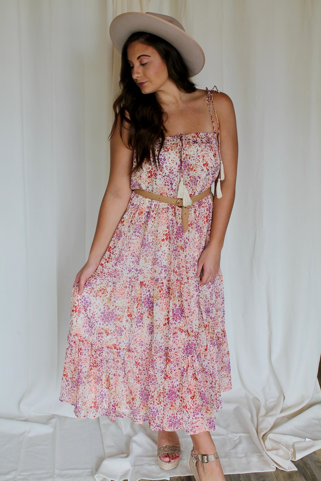 storia Everly Maxi - Front Full Image