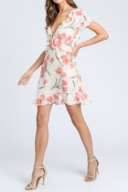 storia Floral Print Dress - Product Mini Image